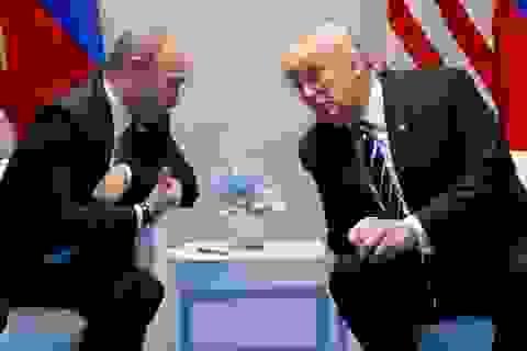 Ông Putin kêu gọi Nga, Mỹ cam kết không can thiệp bầu cử của nhau