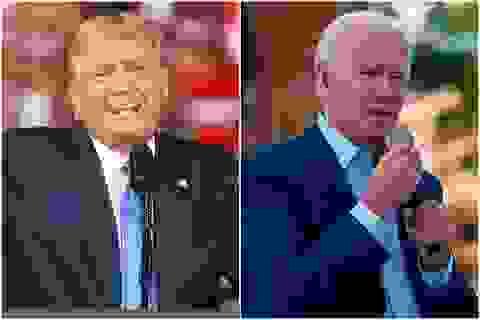 """Cuộc đua vào Nhà Trắng quyết liệt, nhiều bang """"đỏ"""" quay lưng với ông Trump"""