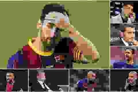 """Barcelona """"vắt chanh bỏ vỏ"""": Messi là nạn nhân tiếp theo?"""