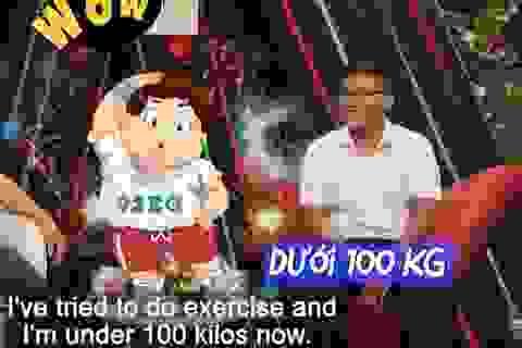 Chàng trai 120kg giảm cân thành công tìm được bạn gái chưa yêu ai bao giờ
