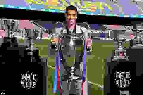 """Luis Suarez: """"Tôi tự hào vì từng để lại hình ảnh đẹp ở Barcelona"""""""