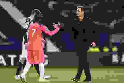 Sai lầm của trọng tài giúp Chelsea thoát thua West Brom
