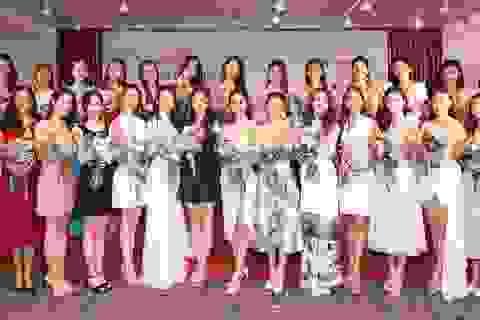 Lộ diện nhan sắc top 30 đầu tiên vào Bán kết Hoa Hậu Việt Nam 2020