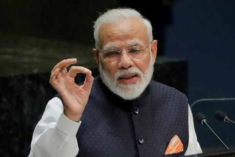 Thủ tướng Ấn Độ hứa cấp vắc xin Covid-19 cho cả nhân loại