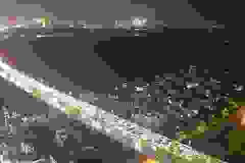 """Hà Nội: 12 ô tô đâm liên hoàn trên cầu Nhật Tân, giao thông """"tê liệt"""""""