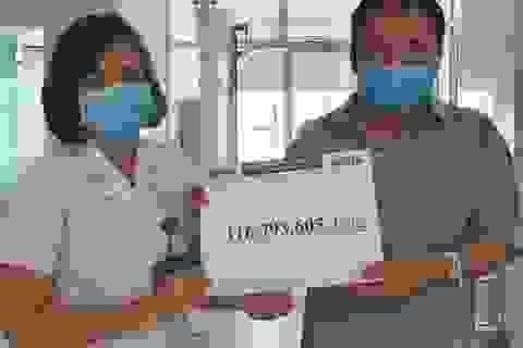 Bạn đọc giúp đỡ người đàn ông thập tử nhất sinh hơn 116 triệu đồng