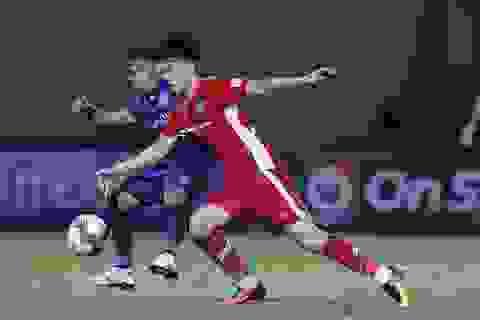 Vòng 13 V-League: Sài Gòn FC khó giữ ngôi đầu bảng