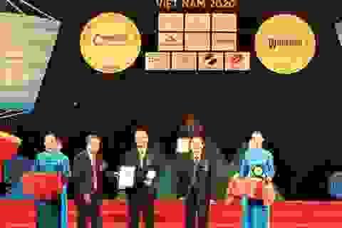 Sonadezi đạt Top 50 Nhãn hiệu nổi tiếng Việt Nam lần thứ 2 liên tiếp