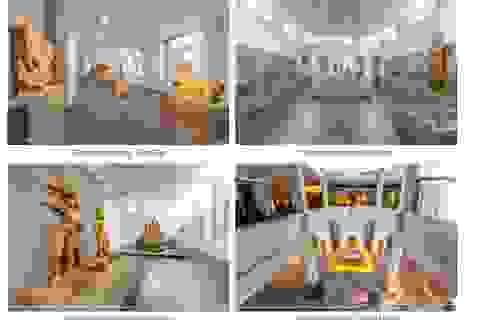 Du lịch trực tuyến với Scan 3D ở Bảo tàng Điêu khắc Chăm Đà Nẵng