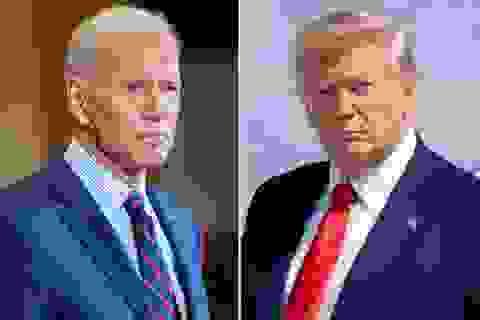 """Ba khía cạnh rất được chú ý trong """"màn so găng"""" đầu tiên giữa Trump - Biden"""