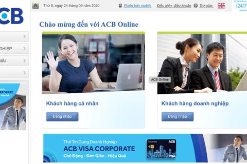 ACB thu hút khách hàng bằng chính sách tối đa hóa lợi ích