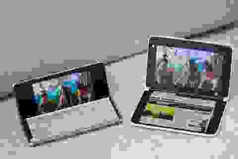 Galaxy Z Fold2 đối đầu Surface Duo: smartphone màn hình gập nào tốt hơn?