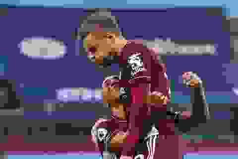 Man City 2-5 Leicester: Ba quả phạt đền và hat-trick của Vardy