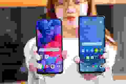Poco X3 NFC đọ dáng Vsmart Aris: 7 triệu chọn smartphone nào?