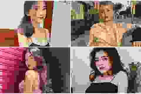 """4 nữ sinh 10X sở hữu """"mặt xinh dáng đẹp"""" gây sốt mạng thời gian qua"""