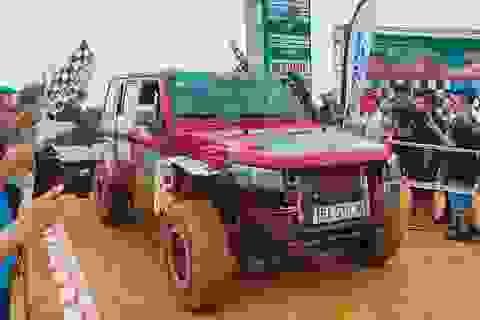 Xe Trung Quốc lên ngôi tại giải off-road lớn nhất Việt Nam