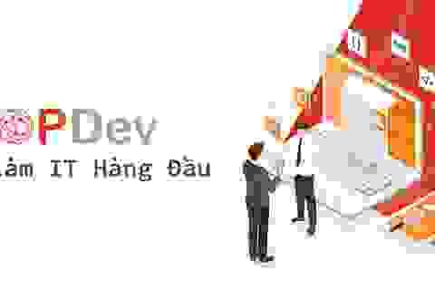 TopDev - Nền tảng tuyển dụng IT hàng đầu Việt Nam
