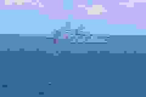 Trung Quốc lại liên tiếp tập trận trên biển