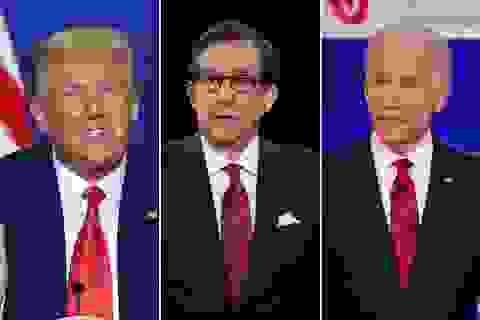 """Người cầm trịch """"hiệp đấu"""" Trump và Biden đầu tiên"""