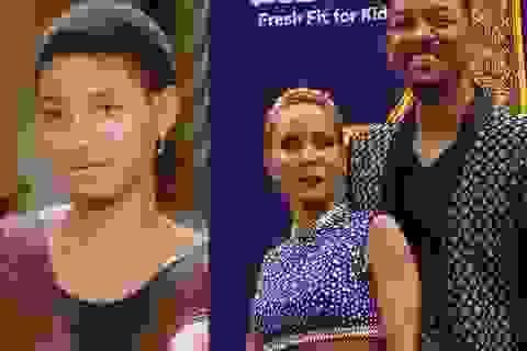 Con gái Will Smith tự hào vì mẹ dám đối diện với chuyện tình ngoài luồng