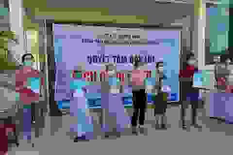 2 bệnh nhân mắc Covid-19 cuối cùng ở Quảng Nam xuất viện