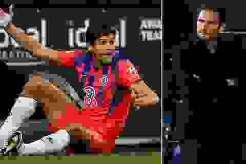 Marcos Alonso bị HLV Lampard quát mắng vì vô kỷ luật