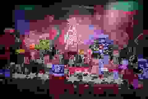 Khởi sắc sau dịch, đông đảo nghệ sĩ TPHCM dự ngày giỗ Tổ Sân khấu