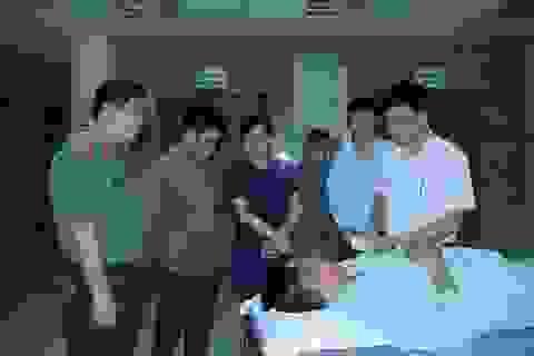Truy bắt đối tượng buôn ma túy đâm 2 chiến sĩ công an trọng thương