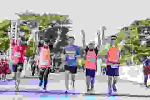 Giải Marathon TPHCM nâng tầm thể thao Việt Nam