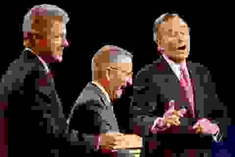 """Những màn """"đấu khẩu"""" trong tranh luận tổng thống Mỹ"""