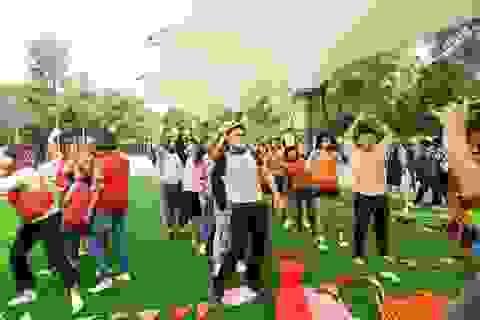 """Chẳng cần đi xa, Hà Nội cũng có địa điểm teambuilding """"cân"""" mọi điều kiện bạn cần"""