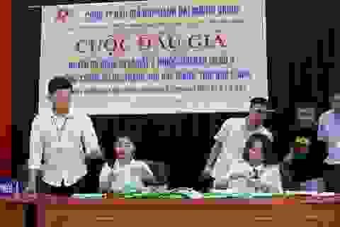 Người dân tố cáo, Công an tỉnh Bắc Giang khởi tố vụ ántại công ty đấu giá