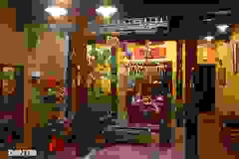 Không gian vui Tết Trung thu truyền thống của gia đình người Hà Nội