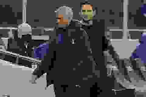 Khẩu chiến dữ dội, hai thầy trò Mourinho và Lampard nói gì?