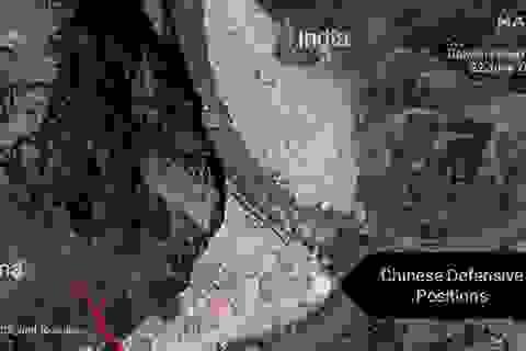 Ấn Độ bác bỏ định nghĩa về đường LAC năm 1959 của Trung Quốc