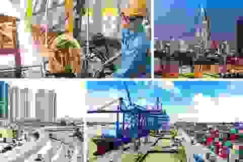 Việt Nam lọt top 10 quốc gia có nền kinh tế tốt nhất để đầu tư