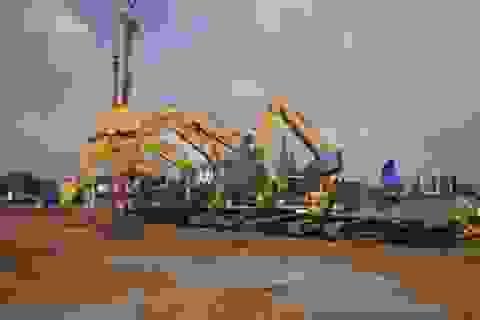 Phó Thủ tướng nhấn nút khởi công dự án cao tốc Phan Thiết - Dầu Giây