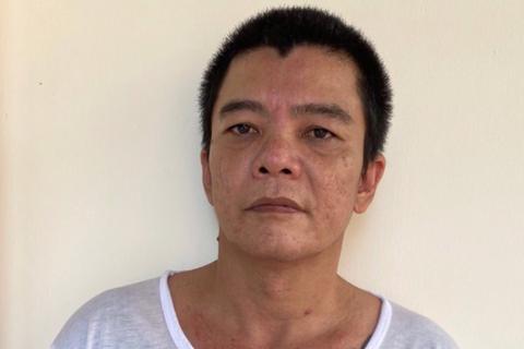 Bắt tạm giam đối tượng xăm trổ có 4 tiền án, vừa ra tù lại đi bán ma túy