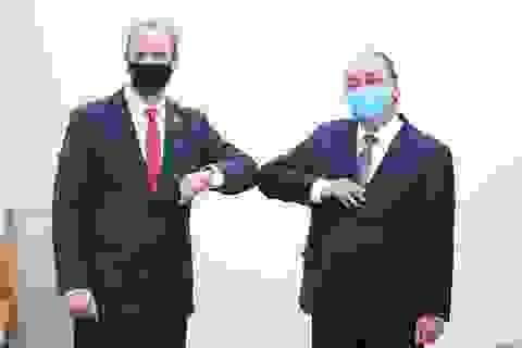 Thủ tướng: Định hướng 10 năm cho quan hệ đối tác chiến lược Việt – Anh