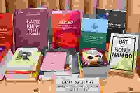 27 cuốn sách, bộ sách được trao Giải thưởng Sách quốc gia lần thứ 3