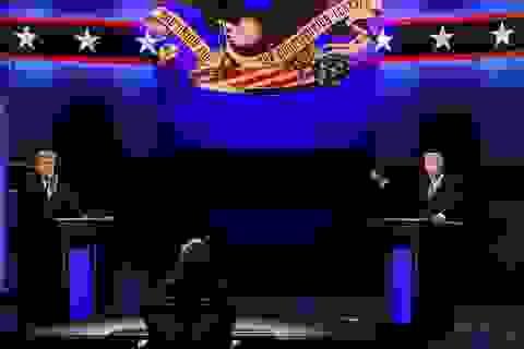 Nhà cái đặt cược ông Biden đắc cử sau cuộc tranh luận nảy lửa