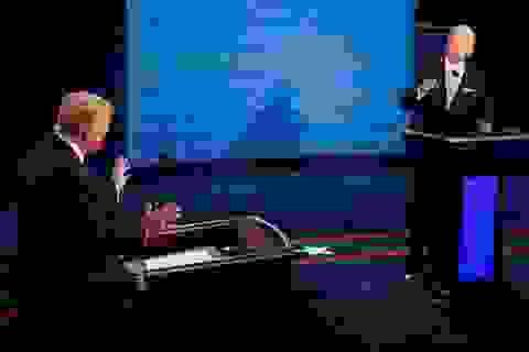 """""""Chất xúc tác"""" khiến tranh luận Trump - Biden trở nên hỗn loạn"""