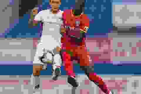 Thua B.Bình Dương, CLB Viettel mất cơ hội lên ngôi đầu bảng V-League