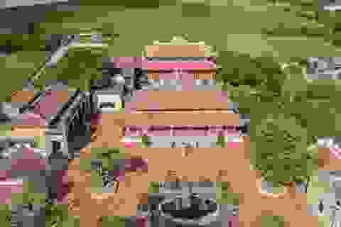 Ngôi đền 600 năm tuổi có kiến trúc độc đáo bậc nhất ở Nam Định