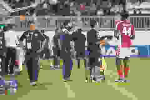 HLV Chung Hae Seong than phiền về lịch thi đấu V-League