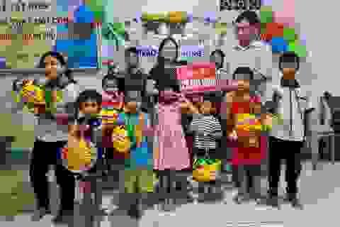 Trao quà Trung thu tới 18 trẻ mồ côi, khuyết tật tại Đắk Nông