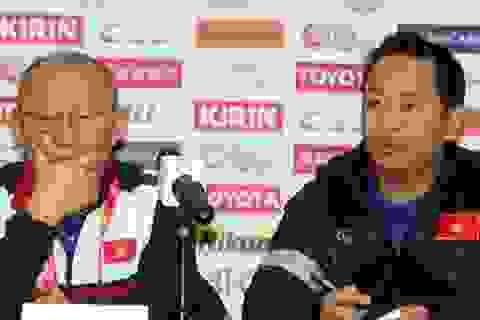 Trợ lý Lê Huy Khoa trải lòng về thầy Park trong ngày đặc biệt