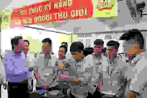 """Thủ tướng chọn ngày 4/10 là """"Ngày Kỹ năng lao động Việt Nam"""""""