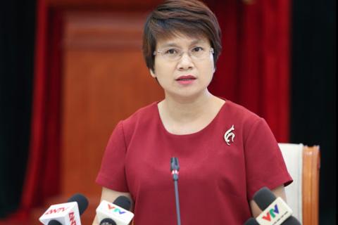PGS.TS Nguyễn Thu Thủy chính thức làm Vụ trưởng Vụ Giáo dục Đại học