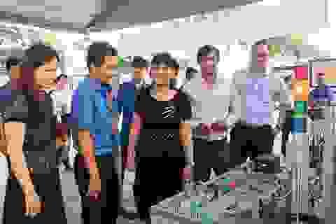 Bình Định: Nhiều ý tưởng sáng tạo khởi nghiệp trong sinh viên
